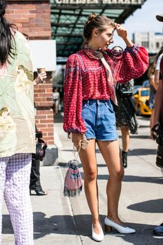 Best of NYFW S/S 2017 Street Style