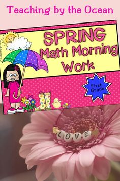 Kindergarten Learning, Teaching First Grade, Teaching Math, Math Activities, Teaching Resources, Daily Math, Math Work, Early Finishers, Primary Education