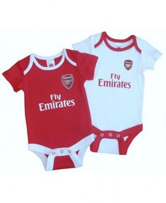 47b0d5256 41 Best Football - Arsenal Baby Clothes images