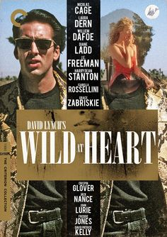 Wild at Heart, directed by David Lynch