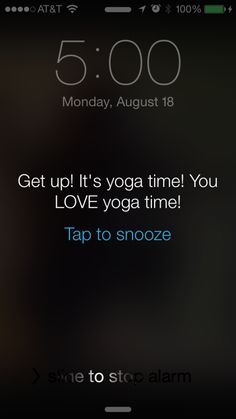 Tips To Get Yourself Out Of Bed For Early Morning Yoga Practice