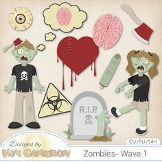 Zombies - Wave 1