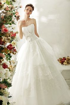 papilio ball gown wedding dress