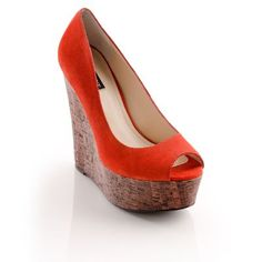 Orange Wedges - perfect for fall.