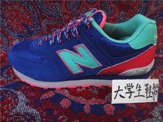 Zapatos / 2013 de primavera y verano nb retro zapatillas WL574BFF/BFP/BFR