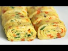 Perfect Egg Rolls Recipe - Tamagoyaki Japanese Omelette