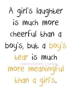 girl laughter
