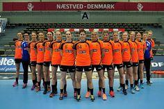 What an amazing team - handball, dutch, national team