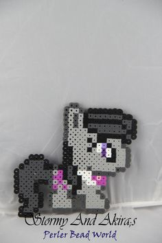 sandylandya@outlook.es My Little Pony - Octavia Chibi perler seriesby Akira-The-Alicorn on deviantART