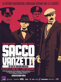SACCO & VANZETTI - Giuliano Montaldo (1971)