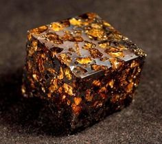 The pallasites are a class of stony–iron meteorite.     Have an interesting rock in your possession and want to see if it's out of this w...