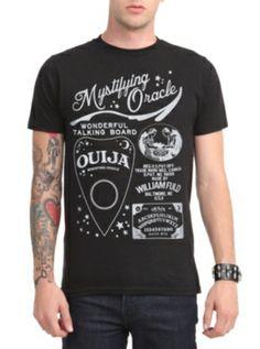 Ouija Mystifying Oracle T-Shirt