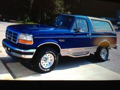 1996 Ford Bronco Xlt Interior Purchase used <b>1996 ford bronco eddie bauer</b> in easley, south ...