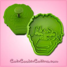 incredible hulk products | View Incredible Hulk Cookie Cutter in detail