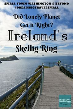 Are you visiting Ireland? I've got a great Ireland road trip - the Skellig Ring. It made Lonely Planet's Best in Travel 2017, and after driving the ring twice, I agree! Tips for the Skellig Ring drive in Ireland include, where to stay on the Skellig Ring, where to stop on the Skellig Ring, and what are the Skellig Ring must-sees.
