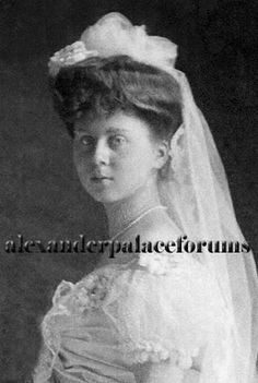 Sophie de Saxe-Weimar-Eisenach (1888-1913) fille du prince Wilhelm et de la princesse  Gerta d'Isenburg-Büdingen