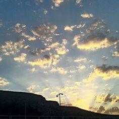 L'alba. Piana di Sant'Agostino. Sperlonga.Italia