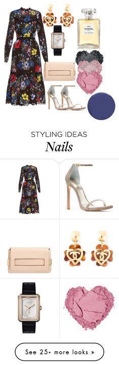 """""""Untitled #196"""" by pillespirit on Polyvore featuring Erdem, Stuart Weitzman, Chloé, Chanel and Smith & Cult"""