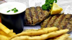 Bifteki Plate | Meat Me