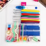 Durable And Practical 16 Different Sizes Crochet Hooks Needles  - FREE ( Just Pay Shipping & Handling)