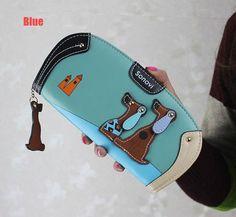 Designer Dog Wallet