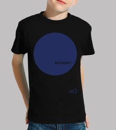 #Blue #Monday #classic #kids #tshirt #tee #80s #bluemonday #electronic #music #neworders #monday