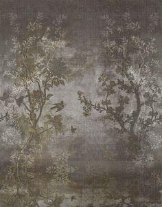 Blumen- Tapete MIDSUMMER NIGHT Kollektion Life! 15 by Wall