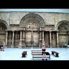 In the hall of architecture Best Places To Live, Great Places, Carnegie Museum Of Art, Three Rivers, Pennsylvania, Pittsburgh, Barcelona Cathedral, Beautiful Things, Architecture