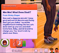 Sims 4 Game Packs, Sims 4 Game Mods, Sims Mods, Sims 4 Cc Eyes, Sims Cc, Nicknames For Friends, Sims 4 Cheats, Sims 4 Challenges, Sims 4 Traits