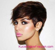 frauen kurzhaarfrisuren fur kraftiges haare #kurzhaarfrisuren #kurzehaare #frisuren #hair #hairstyles #frisur #damen #frauen #frauenfrisuren #frisuren2015 #shorthaircuts #shorthairstyles #sexy #girl #girls