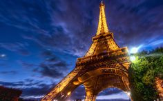 Paris offers largest tourist attraction of France.Paris also famous for its cafes and restaurants, Most Romantic places in Paris.Top tourist attractions in Paris.Get world wide tour travel packages here. Tower In Paris, Eiffel Tower At Night, Paris Eiffel Tower, Paris At Night, Paris France, France City, Expo Paris, The Places Youll Go, Places To Visit