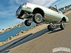 1986 Buick Regal lowrider