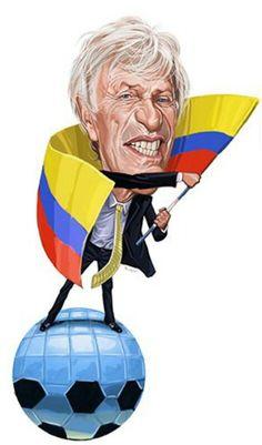 the best attitude bf1fd 051a0 Pekerman Bandera De Colombia, Guajira Colombia, Mundial Brasil 2014, Copa  Mundial, America