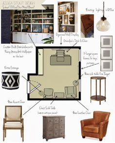Great Ways To Decorate Each Room Of Your House. Interior  PresentationPresentation BoardsInterior Design ToolsInterior ...