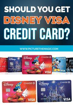 credit card travel Does the Disney Vis - Walt Disney World Orlando, Disney World Vacation, Disney Cruise, Disney Vacations, Disney Trips, Disney Travel, Credit Card Pin, Best Credit Cards, Saving Money