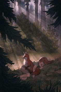 #abrente... dreaming with the Fox; wish this was me!