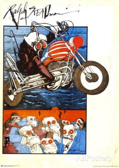 Gonzo Posters by Ralph Steadman at AllPosters.com