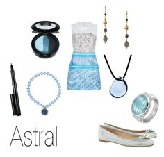 """""""Astral"""" by ja-vy ❤ liked on Polyvore featuring Chan Luu, Baccarat, The Vatican Library Collection, Paradiso Roma, MAC Cosmetics, Peter Pilotto, Giuseppe Zanotti, yu-gi-oh zexal and astral"""