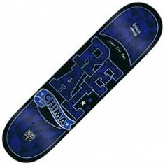 Real Skateboards Chima Facet Low Pro Skateboard Deck 8.06""