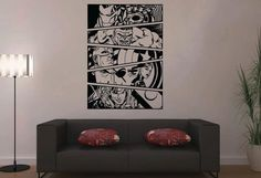 Marvel Comics Avengers Comic Strip Wall Art by HallofHeroes