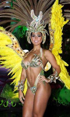 Cris Mello #Carnival Nenê de Vila Matilde #SãoPaulo
