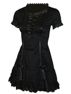 A very cute & sexy dress from Living Dead Souls @ mouseyessim
