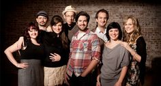 The Swingle Singers: I remember listening to my mom's vinyl albums (!) of this group from the 1960s, and I was so pleased to see they have continued and are better than ever! Catch them when they're in the States.
