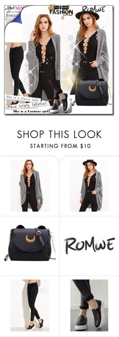 """""""Romwe 2/10"""" by mersy-123 ❤ liked on Polyvore"""