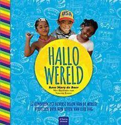 Hallo wereld (informatief: een dag van kinderen uit 13 landen)