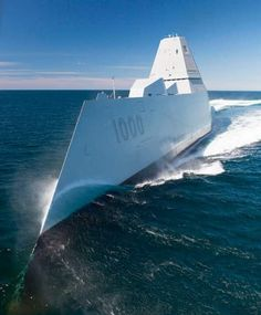 The Navy officially accepted delivery of its first Zumwalt-class destroyer, and is now ready to begin certifications for the nearly 150 sailors.The USS Zumwalt (DDG 1000) delivery follows extensive tests, trials and demonstrations of the ship's hull, mechanical, and electrical systems