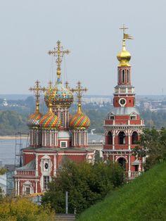 Церковь Собора Пресвятой Богородицы, Нижний Новгород