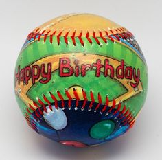Happy Birthday #Baseball - #Softball #field colors! From #DianaDee's HAPPY BIRTHDAY FACEBOOK #Pinterest collection of easy source of fun photos - https://www.pinterest.com/DianaDeeOsborne/happy-birthday-facebook/ - Give smiles to your Birthday Friends! VERY selective, colorful #Greetings for #Instagram, #Facebook, #email, or... #DdO:) Many are UNiQUE pins. Most have BRIGHT COLORS to catch attention! CREDIT: http://lkysvfx.elanbvi.com/happy-birthday-baseball.html