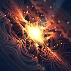 3D Apophysis Flames – The World of Fractals by Chiara