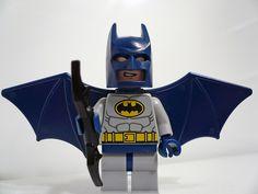 Batman Lego mini figure by hawk2009, via Flickr